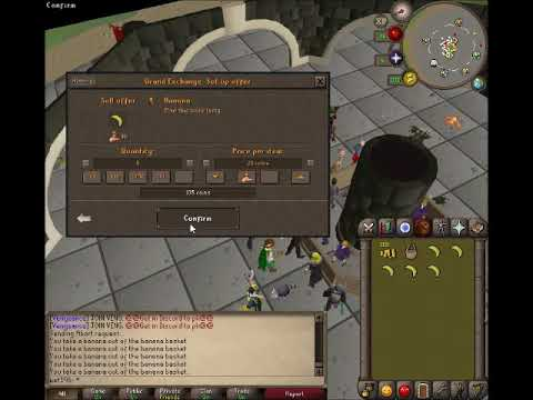 RUNESCAPE-ONOMICS: BARTERING- WHAT CAN WE TRADE UP TO WITH 1 PIECE OF BURNT MEAT???