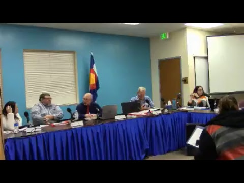 February 21, 2018 Hanover School District #28 Board of Education Meeting