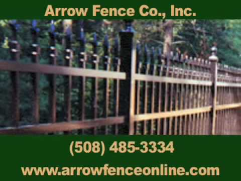 Arrow Fence Co Inc Marlborough Ma