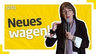 Margret Rasfeld: Mut zur Neugestaltung - auch in Ihrer Schule (2/2)