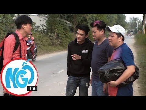 Hài Kịch Về Quê Ăn Tết 2018 Cực Hay ( FULL) - NgốTV