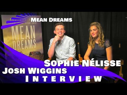 MEAN DREAMS   Sophie Nelisse and Josh Wiggins