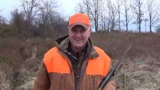 Rabbit Hunting With E&t's Beagles - January 31, 2015 - Rabbit #7