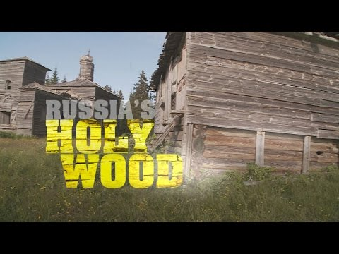 Russia's holy wood. Ancient Russian architecture through a British photographer's lens (Trailer)