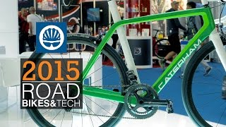 Best 2015 Road Bikes & Tech