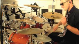 Cheers (Drink To That) by Rihanna - Drum Cover