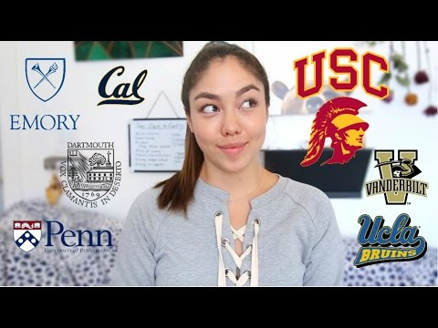 My College Admission Story and Why I Chose USC