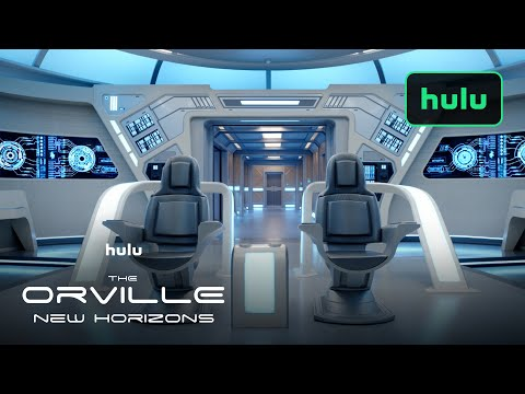 The Orville: New Horizons I Date Announcement I Hulu