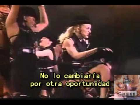 +++   MADONNA- KEEP IT TOGETHER   subtitulado al español   +++