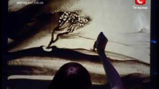 Kseniya Simonova - Sand Animation (Ukraine