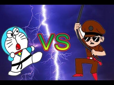 Little Singham Vs Doraemon Fight New Episode in Hindi