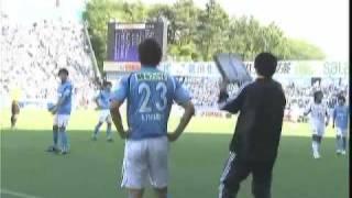 川崎フロンターレDF森勇介