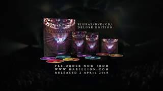 Marillion Live At The Royal Albert Hall - Behind The Scenes