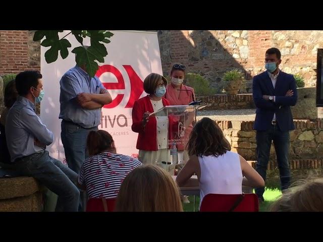 Presentación de nuevas medidas del Plan Re-Activa Provincia de Cáceres enfocadas en el mundo rural