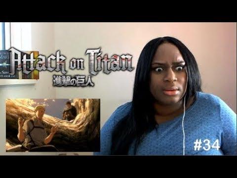 Download Attack on Titan | Episode #34 - REACTION