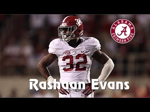 "Rashaan Evans || ""2017 Linebacker Finalist"" 