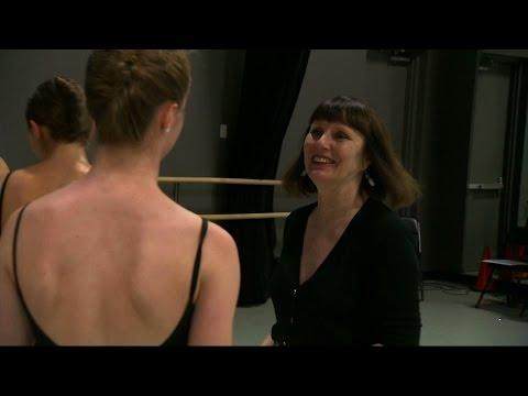 Ballet icon Patricia McBride comes full pirouette