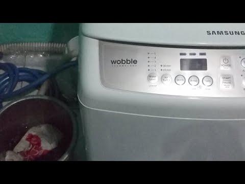 45+ Cara Pakai Mesin Cuci Samsung Wobble mudah