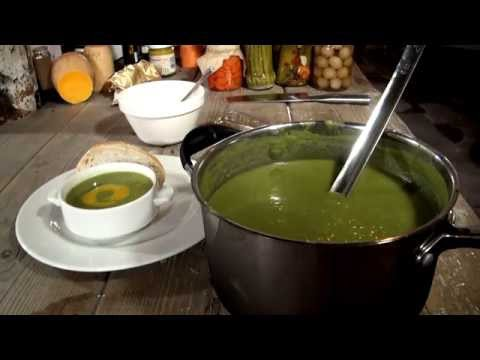 How To Make National Trust Leek And Potato Soup