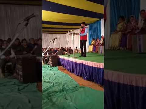 Powerful message by Dr. Rajiv Daniel at Balangir - Part 3 (Oriya)