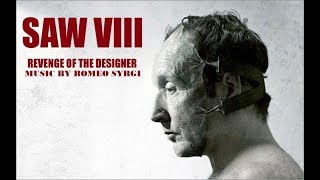 Трейлер Пила 8 - The Trailer Saw 8 (Music by Romeo Syrgi)