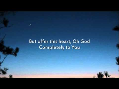 Hillsong - The Stand - Instrumental with lyrics