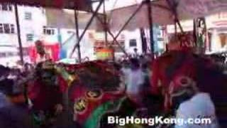2007 長洲太平清醮 北帝廟外 大香港旅遊王 bighongkong com
