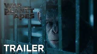 War for the Planet of the Apes | Official HD Trailer #2 | CinemaCon | 2017