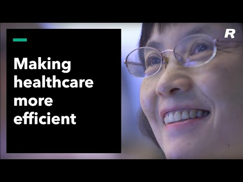 The Global Executive MBA for Healthcare and the Life Sciences: Making healthcare more efficient