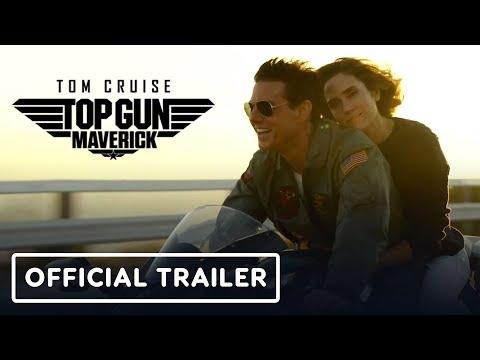 Top Gun: Maverick - Official Trailer 2 (2020) Tom Cruise