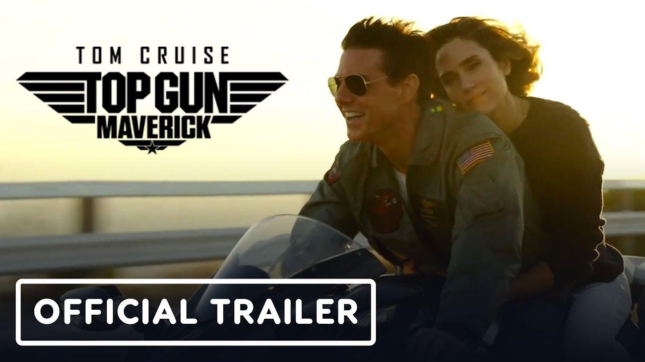 Top Gun: Maverick - Trailer oficial 2 (2020) Tom Cruise + vídeo
