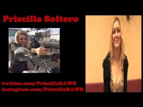 Actress Priscilla Soltero @ San Fernando Valley Comic Book Convention