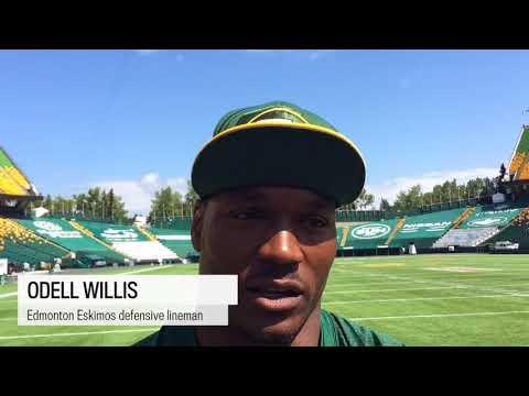 Reilly and Willis on Jones returning to Edmonton