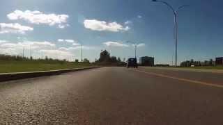 BMW N54 335xi Launch / GoPro Exhaust Sound