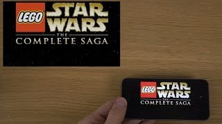 LEGO® Star Wars™: The Complete Saga iPhone 5S iOS 7.1 Beta 2 HD Gameplay Trailer