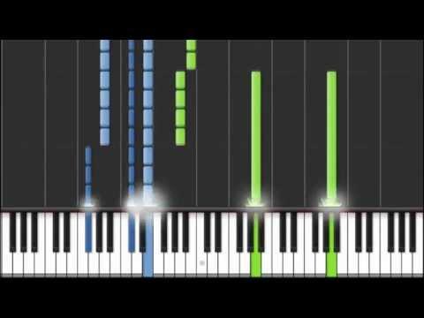 Chasing Cars - Snow Patrol (Piano Tutorial)