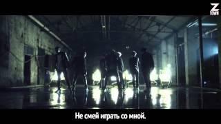 BTS   Danger рус саб