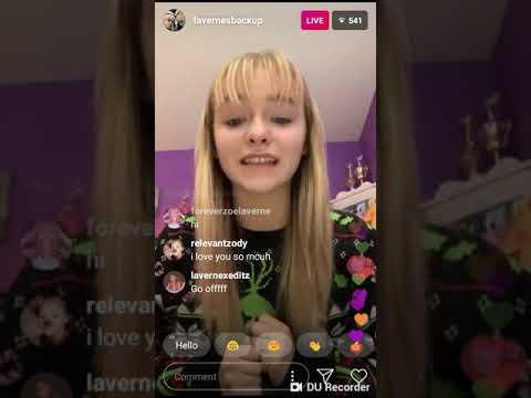 Zoe Laverne Live Meltdown Youtube