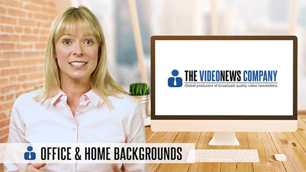 Office Style Backgrounds - The Video News Company