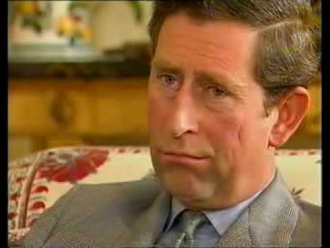 Charles, The Private Man, The Public Role   1994 ITV documentary rebroadcast 14 April 1995   part 6 of 12