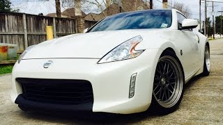 2016 Nissan 370Z SPORT Review /Start Up /Drive: AUTOMOHO Vlog #3
