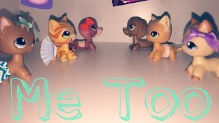 LPS - Me Too - Meghan Trainor - Music Video - Thanks For 860 Subbies!