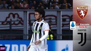 STREAMING - Torino vs Juventus 11° Giornata Serie A (Nuova Maglia Juve)- ePes 2020