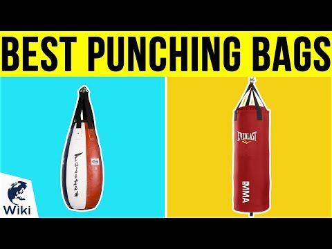 10 Best Punching Bags 2019