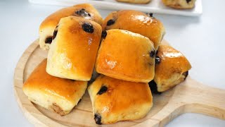 How To Make Choco Chip Bread Rolls  Kids Will Love It