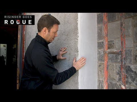 Stucco: Install with Exterior Rockwool Insulation AND Ventilation