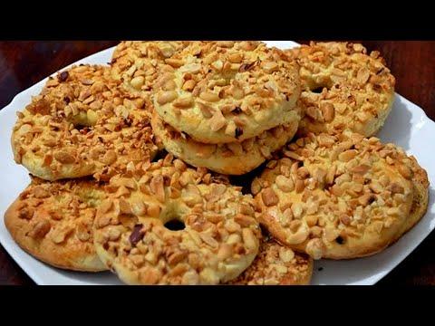 видео: Песочное печенье