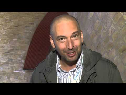 unBound London 2015: INTERVIEW - Oded Vardi -  Entrepreneur   Angel Investor