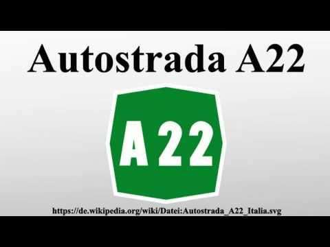 Autostrada A22