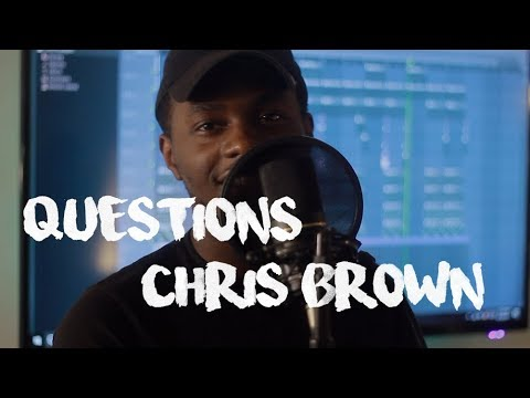 Chris Brown - Questions (Cover) KidTravisOfficial Ft. Just-Shad